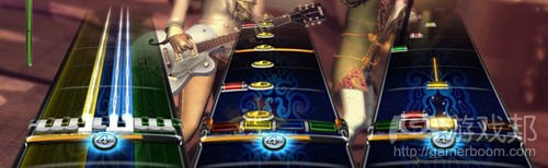rock band(from gamasutra)