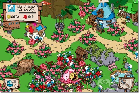smurfs_village(from maclife.com)