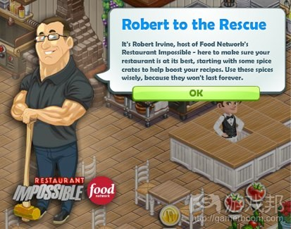 Robert Irvine(from blog.games.com)