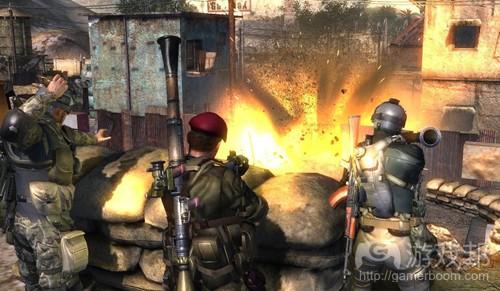 War Inc.battle zones(from photo.mmosite.com)