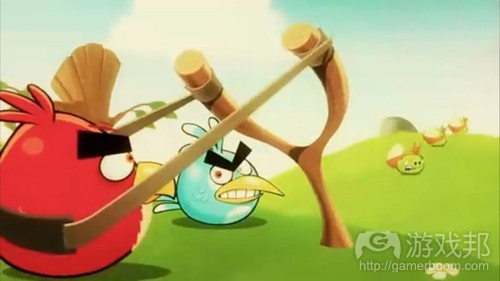 Angry Birds(from people.com)