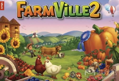 FarmVille 2(from g4tv)