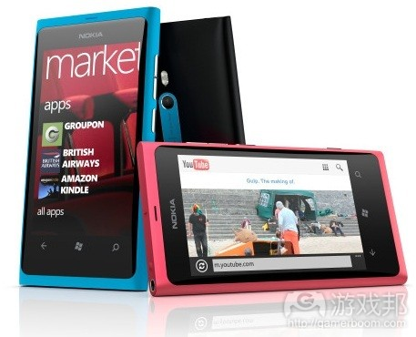 Lumia 800(from fonearena.com)