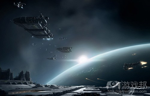 eve online(from gamasutra)
