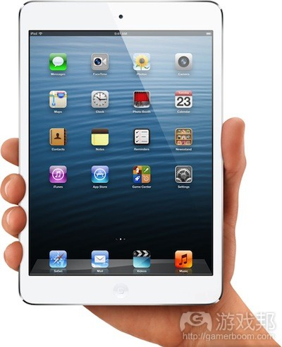 ipad-mini(from insidemobileapps)