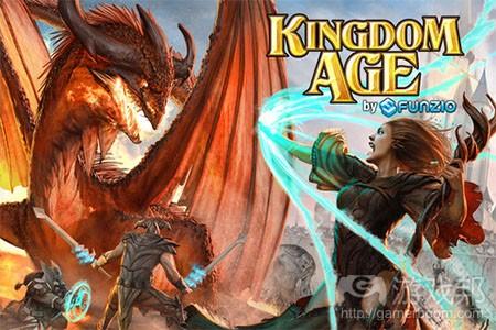 Kingdom Age(from pocketgamer)