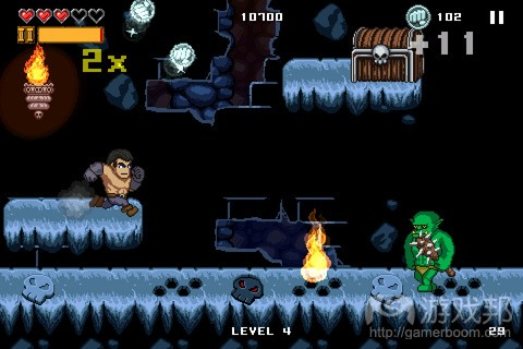 Punch Quest(from toucharcade.com)