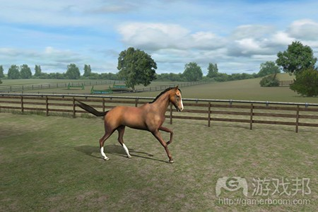my horse(from pocketgamer)