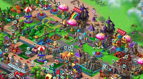 CoasterVille(from insidesocialgames)
