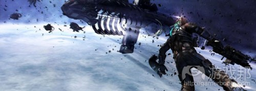 Dead Space 3(from gamasutra)