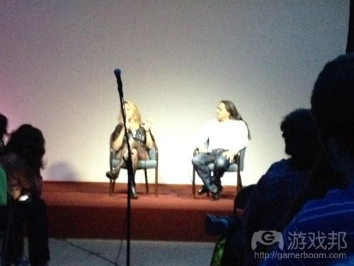 John Romero & Brenda Brathwaithe(from blog.betable)