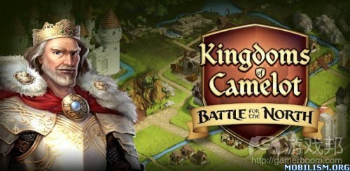 Kingdom of Camelot Battle for the North(from mobilism)