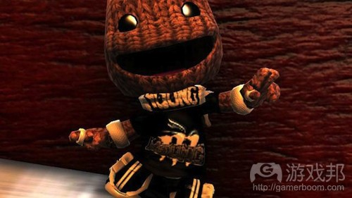 Little Big Planet(from gamasutra)