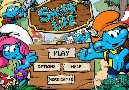 Smurf_Life(from android-apps)