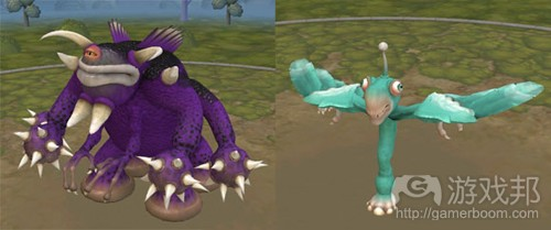 Spore(from gamasutra)