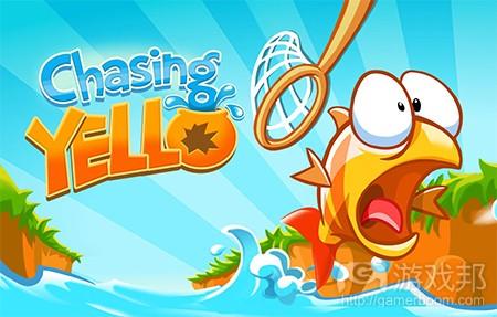chasing yello(from pocketgamer)