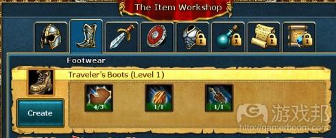 item workshop(from blog.games)