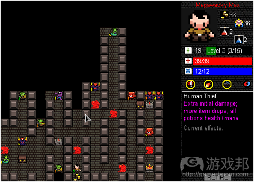 roguelike-game(from mandible.net)