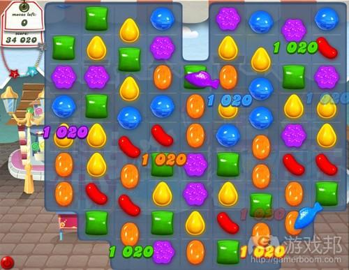Candy-Crush-Saga(from mmohunter.com)