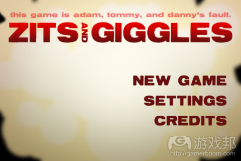 Zits and Giggles(from gamezebo)