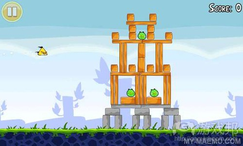 angry birds(from my-maemo.com)