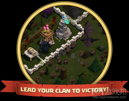 clash of clans 2(from gamasutra)