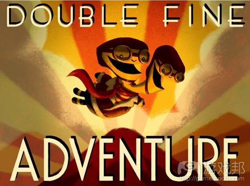 double fine adventure(from gamesindustry)