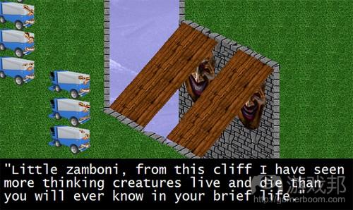 game narrative(from rockpapershotgun)