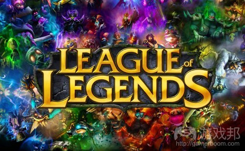 league of legends(from gamesindustry)