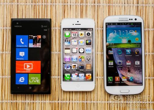 smartphones(from cnet.com)