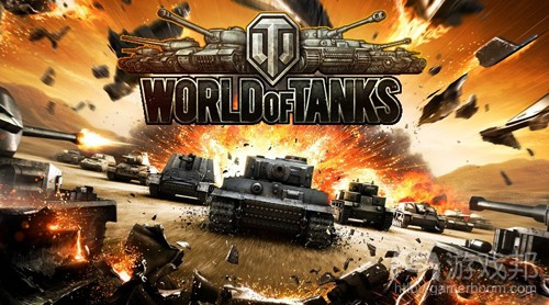 world of tanks(from gamesindustry)