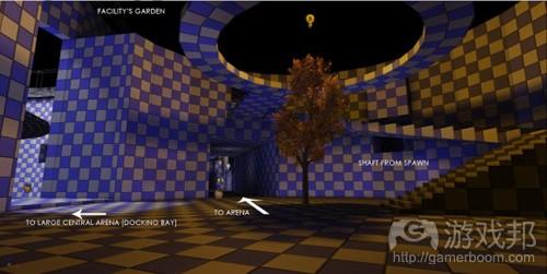 以分子结构法解析游戏空间设计原理