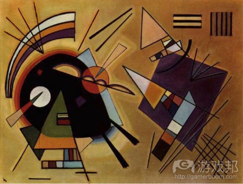 Kandinsky(from gamasutra)