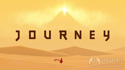 Journey(from gamasutra)