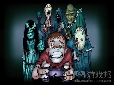 Horror Games(from thegamecritique)