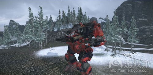 mechwarrior(from gamasutra)