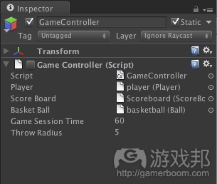 unity3d-disable-the-gamecontroller(from raywenderlich)