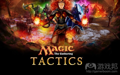 Magic: The Gathering(from mmobomb)