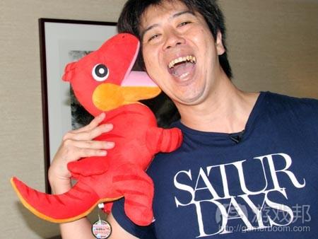 kazuki morishita(from pocketgamer)