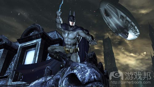 level_arkhamcity(from gamasutra)