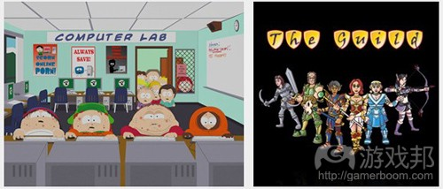 south park & the guild(from gamasutra)