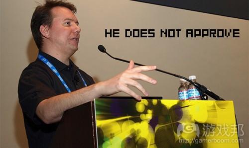 Brad Wardell(from destructoid.com)