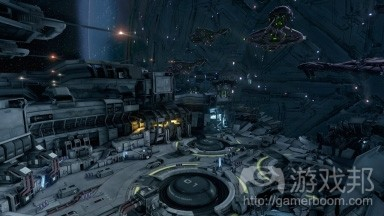 Halo 4(from gamasutra)