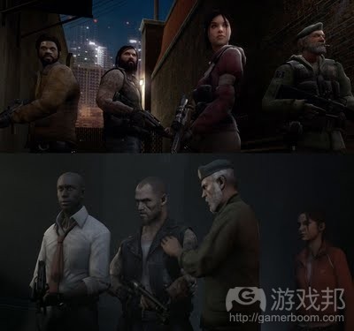 Left-4-Dead-1-Old-New-Comparison(from blogspot)