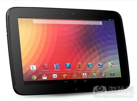 Nexus 10(from pocketgamer)