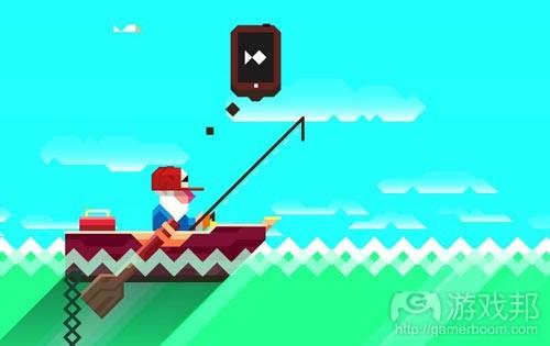 Ridiculous Fishing(from technobuffalo)