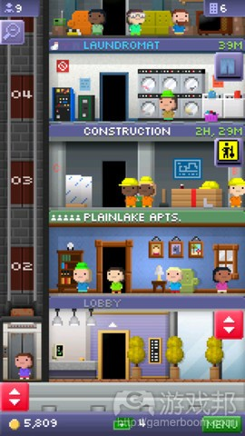 Tiny Tower(from gamedev)