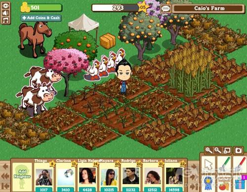 farmville(from gamasutra)