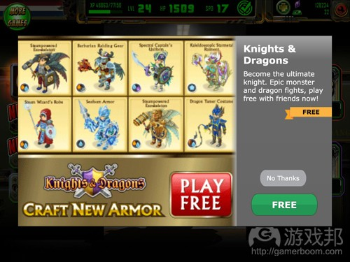 knights & dragons(from gamasutra)