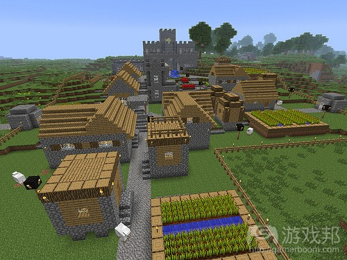 minecraft(from gamasutra)